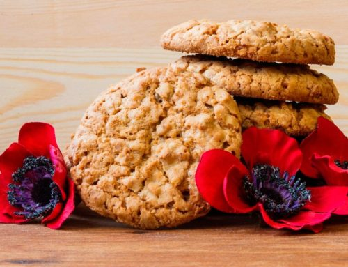 Who Made the First Anzac Biscuit?