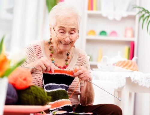 Knitting Your Way to Happiness